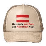 Perfect Austrian Trucker Hat