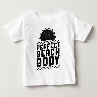 Perfect Beach Body Baby T-Shirt