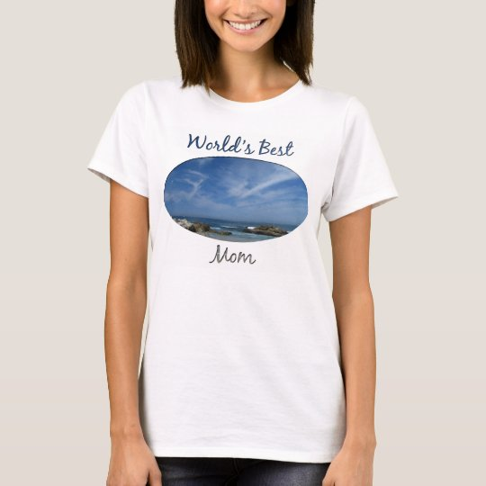 Perfect Beach; Happy Mother's Day T-Shirt