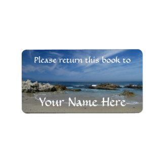 Perfect Beach Label