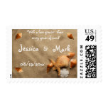 Perfect Beach Wedding Stamps