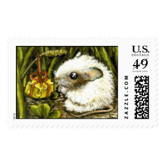 Perfect birthday present postage stamps