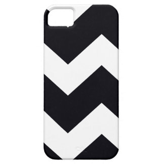 Perfect Black Chevron iPhone 5 Covers