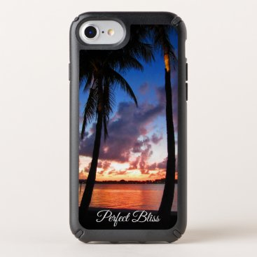 Beach Themed Perfect Bliss - Sunset in West Palm Beach Speck iPhone Case