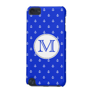 Perfect Blue anchor iPod Touch 5G Case