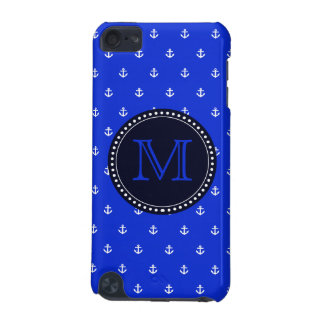 Perfect Blue anchor iPod Touch 5G Cover