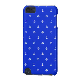 Perfect Blue anchor iPod Touch (5th Generation) Case