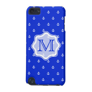 Perfect Blue anchor iPod Touch (5th Generation) Cover