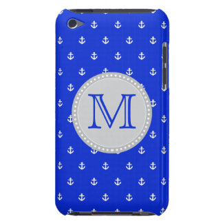 Perfect Blue anchor iPod Touch Case