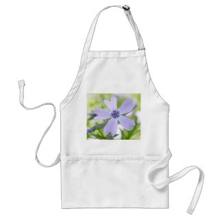 Perfect Blue Creeping Phlox Flower Adult Apron