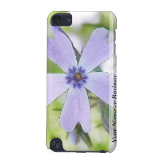 Perfect Blue Creeping Phlox Flower iPod Touch (5th Generation) Case