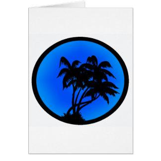 PERFECT BLUE SKY CARD