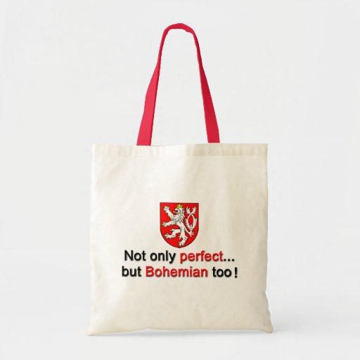 Perfect Bohemian Canvas Bag