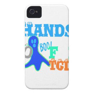 Perfect Boo! TGIF Thanks God Its Friday Hakuna Mat Case-Mate iPhone 4 Case