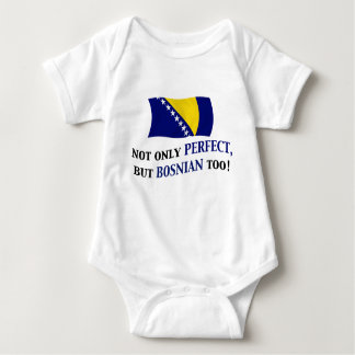 Perfect Bosnian Baby Bodysuit