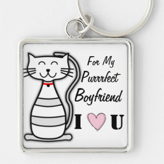 Perfect Boyfriend Keychain