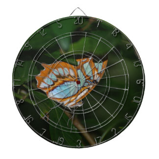Perfect Camoflage Butterfly Wings Dartboards