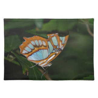 Perfect Camoflage Butterfly Wings Placemat
