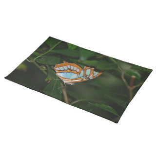 Perfect Camoflage Butterfly Wings Placemats