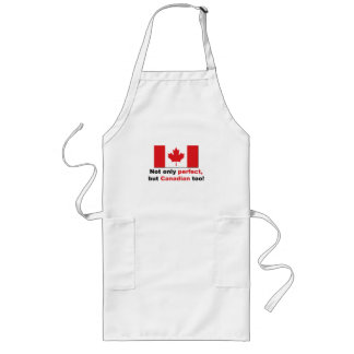 Perfect Canadian Long Apron