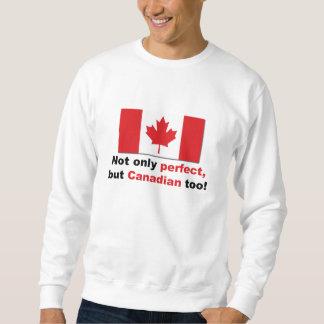 Perfect Canadian Sweatshirt