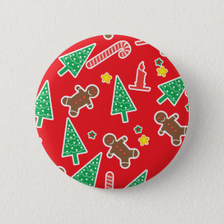 Perfect Christmas Button