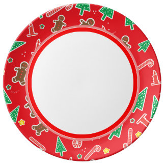 Perfect Christmas Dinner Plate