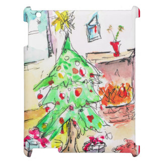 Perfect Christmas iPad Case