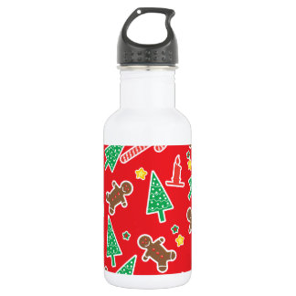 Perfect Christmas Water Bottle