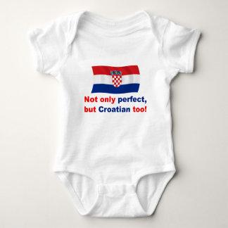 Perfect Croatian Infant Creeper