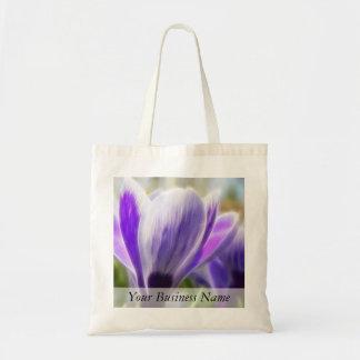 Perfect Crocus Flower Bloom Bags
