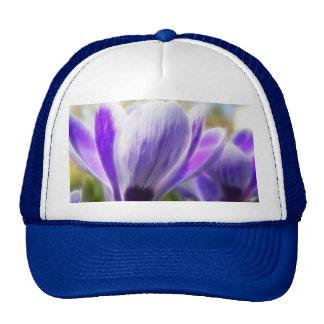 Perfect Crocus Flower Bloom Hats