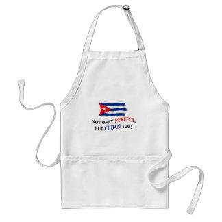 Perfect Cuban Adult Apron