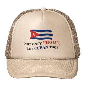 Perfect Cuban Trucker Hat