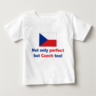 Perfect Czech Baby Baby T-Shirt