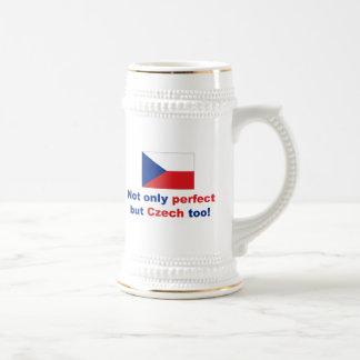 Perfect Czech Beer Stein