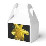 Perfect Daffodil Favor Box