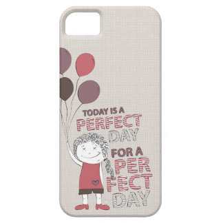 Perfect Day iPhone SE/5/5s Case