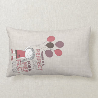 Perfect Day Throw Pillows