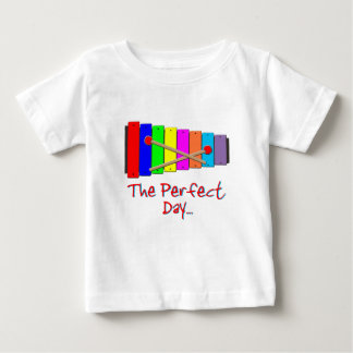 Perfect Day Xylophone Baby T-Shirt