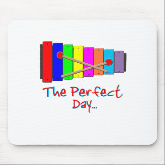 Perfect Day Xylophone Mouse Pad