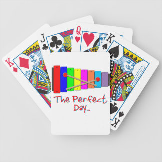 Perfect Day Xylophone Deck Of Cards