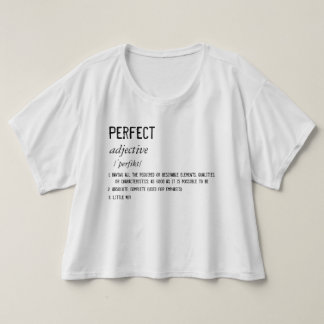 Perfect Definition Little Mix T-shirt