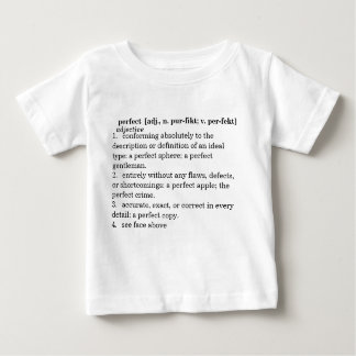 Perfect Definition shirt