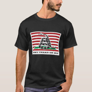 "PERFECT ""DONT TREAD ON ME"" 13 STRIPES T-Shirt"