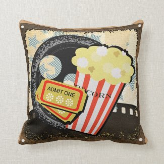 Perfect Entertainment Room Decor - Pillows