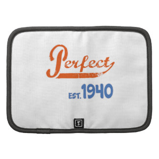 Perfect Est. 1940 Planners