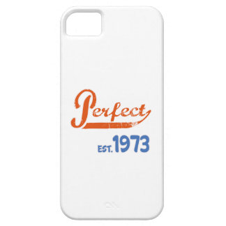 Perfect Est. 1973 iPhone 5 Covers