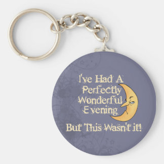 Perfect Evening Keychain