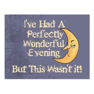 Perfect Evening Postcard